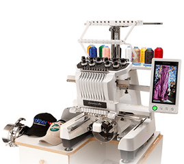 Embroidery Business Startup Brother Machine