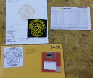 Embroidery Design Folder