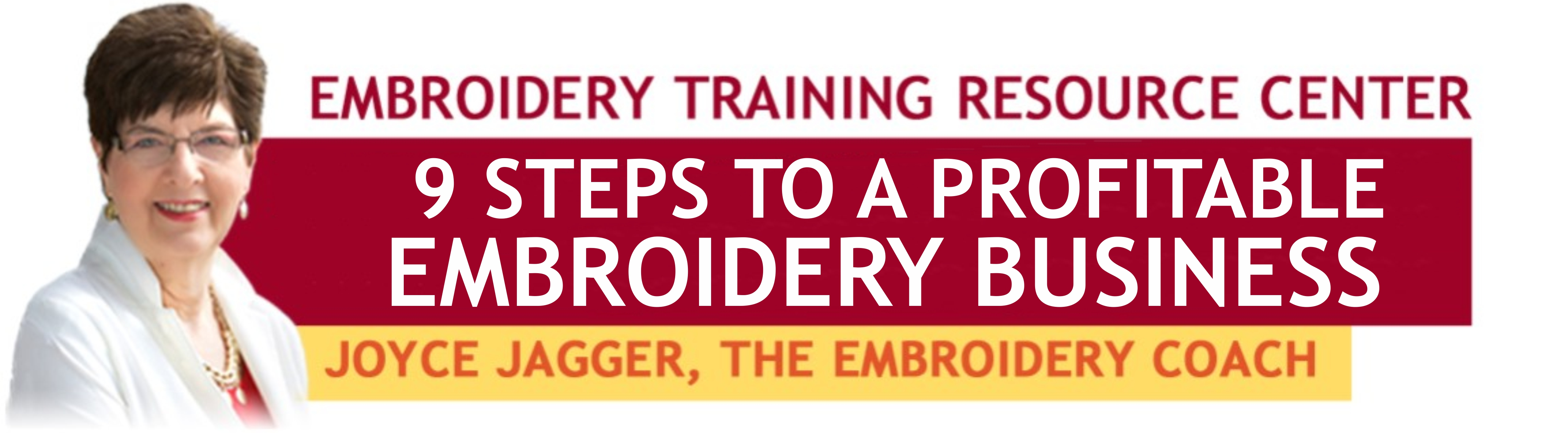 9 Steps To A Profitable Embroidery Business