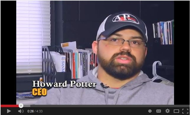 Howard at A & P Master Images