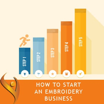 How To Start An Embroidery Business- Get Started Today!