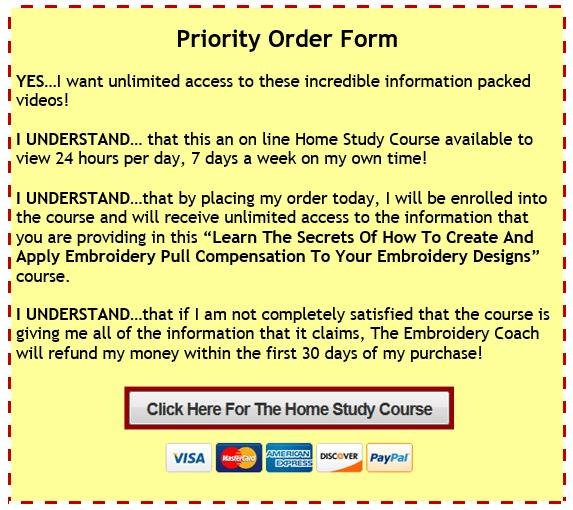 Priority Order Form-PullComp
