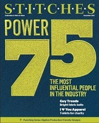 Stitches Magazine-Power List-2012