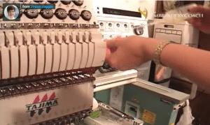 Embroidery Machine Maintenance